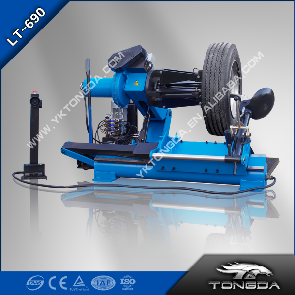 "2017 ce LT-690 truc tire changers for 14""-56"" heavy duty truck tongda tyre tools usded changer tire machine for sales"