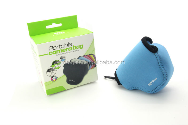NEOpine Neoprene Camera Digital Camera Bag For Nion S2 - NE-S2