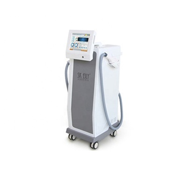 Multifunctional ipl yag laser rf beauty machine for salon