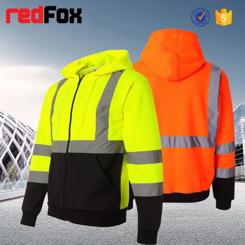 reflective roadway protective salon uniforms and workwear