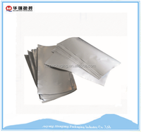 aluminum foil plastic food packaging zipper bag