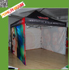 outdoor party tent with floor folding tent for event