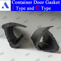 High quality epdm rubber door gasket for container