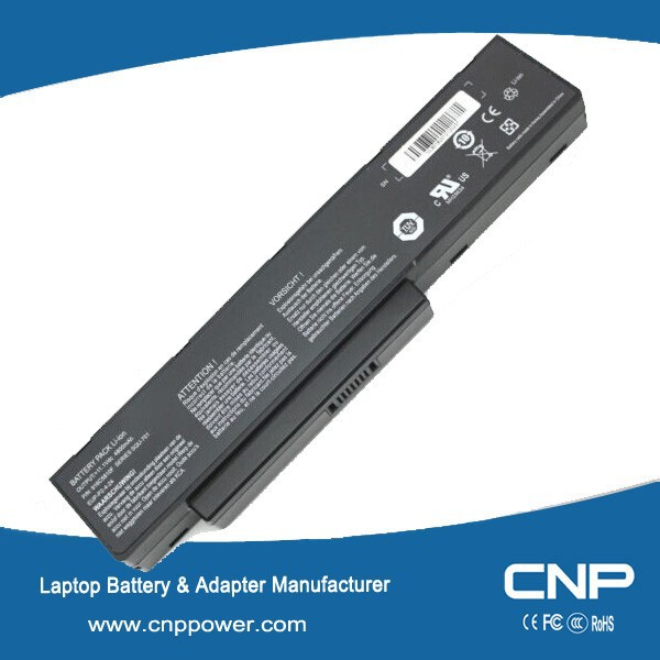 Good Quality laptop battery for BenQ Joybook R43 R56 SQU-701 916C5810F