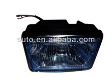 AX100 headlight
