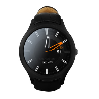 Wholesale NO.1 D5+ Android 5.1 smart watch <strong>phone</strong> WIFI 3G network MT6580 1G RAM 8G ROM