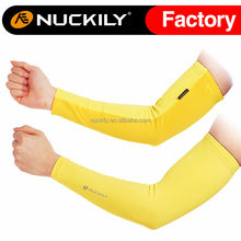 Nuckily Coolmax anti uv protection cycling arm sleeve for wholesale in stock
