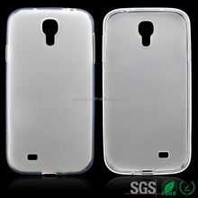 tpu for samsung galaxy s4 i9500 case best quality factory price tpu phone cover