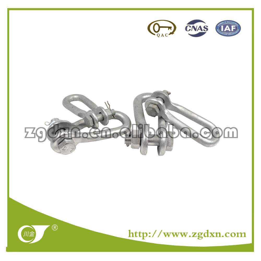 21 Years Factory Price High Voltage U type Shackles