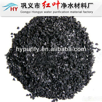 COCONUT SHELL ACTIVATED CARBON for water treatment and purifying