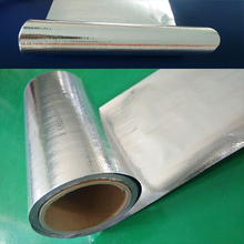 metallised film woven cloth house wrap