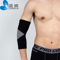 wholesale basketball Nylon Hex Pad Extended Elbow Sleeve Shin Elbow Support