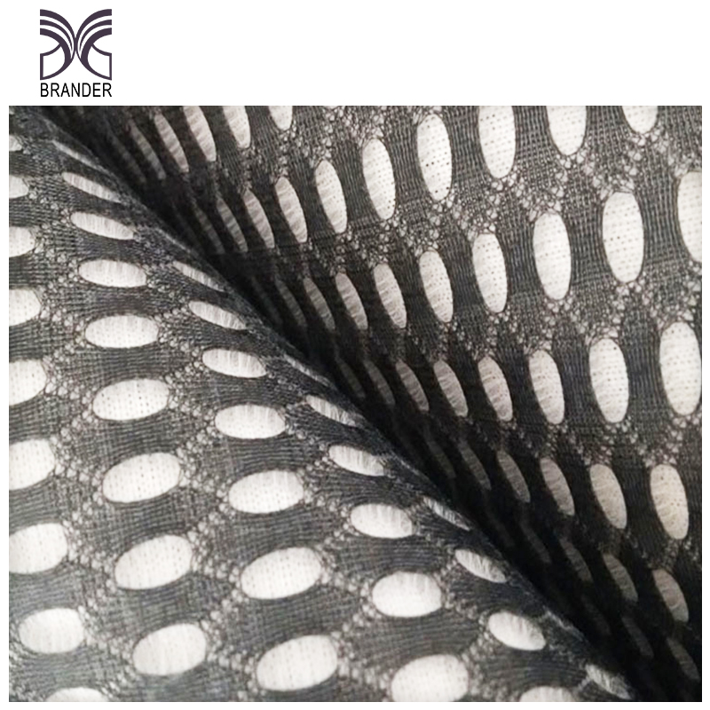<strong>100</strong>% Polyester 3d Spacer Air Mesh Fabric Sandwich Fabric/Airmesh Fabric For Shoes Sofa Bag Chair