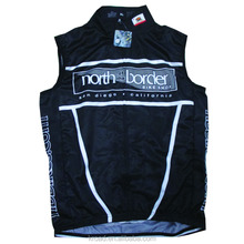 High performance custom cycling reflective vest, refletive straps on pockets