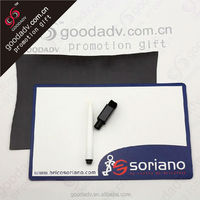 Professional custom mini magnetic writing board Wholesale kids promotion whiteboard