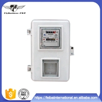 China supplier Suitable for industry, hotel and all domestic outside electric meter box