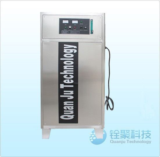 New Air Cooled water Purifier Ozone Generator 80g For Water Treatment