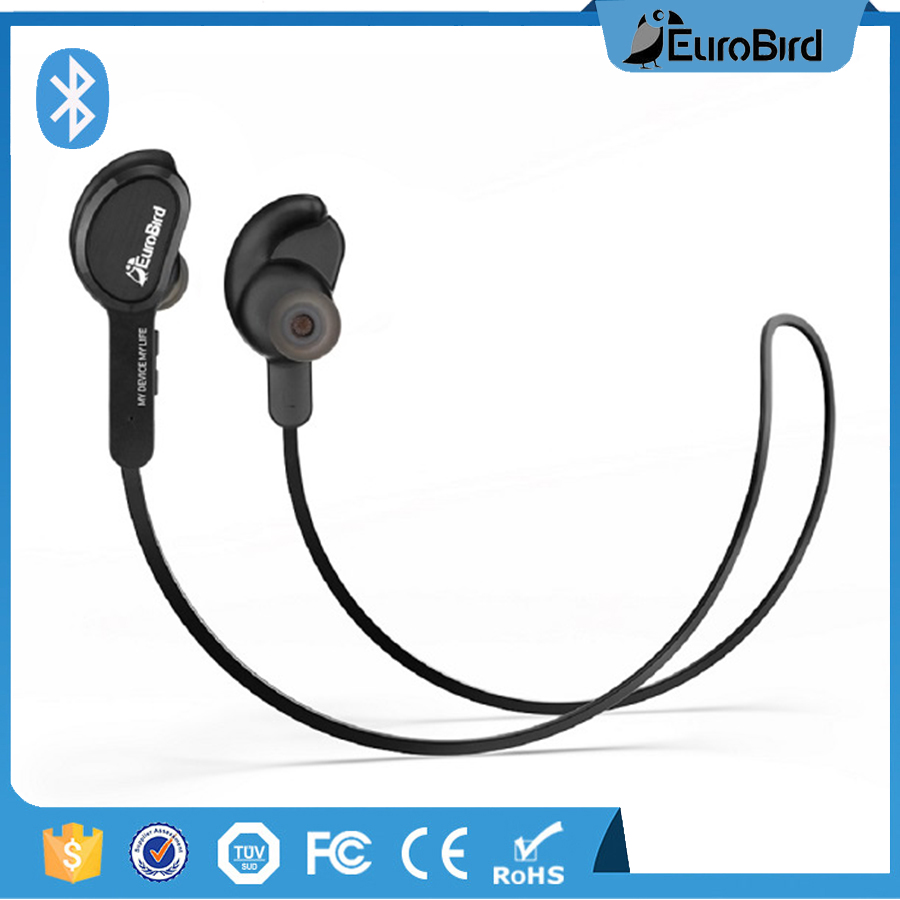 New Sport Stereo Bluetooth Earphone With Working Range 10m Standby Time 140hrs Sport Bluetooth Earbuds
