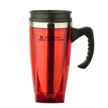 Stainless Steel Metal Type and Metal Material Thermal Mug
