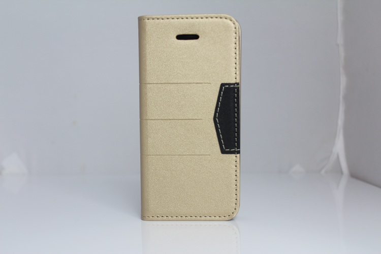 2014 Hot Sale Book Style PU Cover for Samsug Galaxy Case