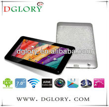 DG-TP7015 cheap 7 inch MID VIA8880 dual core Android4.2 512MB/4GB HDMI tablet
