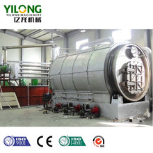 scrap plastic pyrolysis equipment with CE certificate