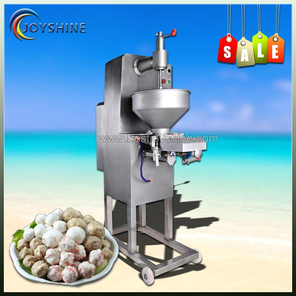 Hot selling in Nigeria high capacity electric meatball fryer machine for sale