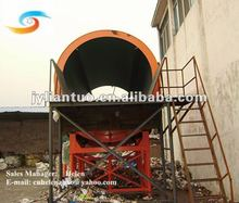 loose material BALE BREAKER metal bale breaker for paper recycling company