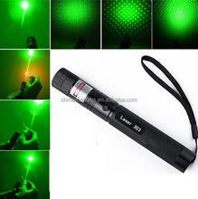 Focusable green laser pointer 100mw 532nm wholesale laser pointer jd 303