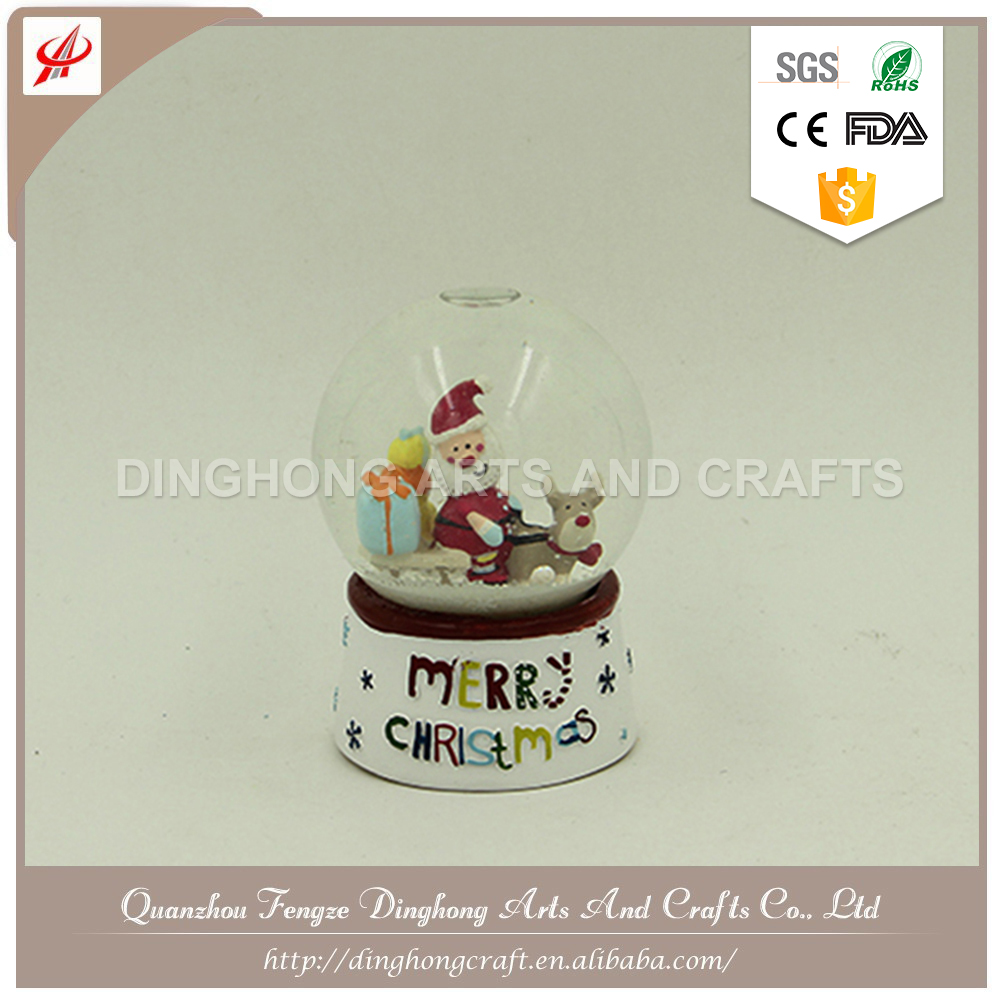 Christmas Home Decor Wholesale wedding favor water globe