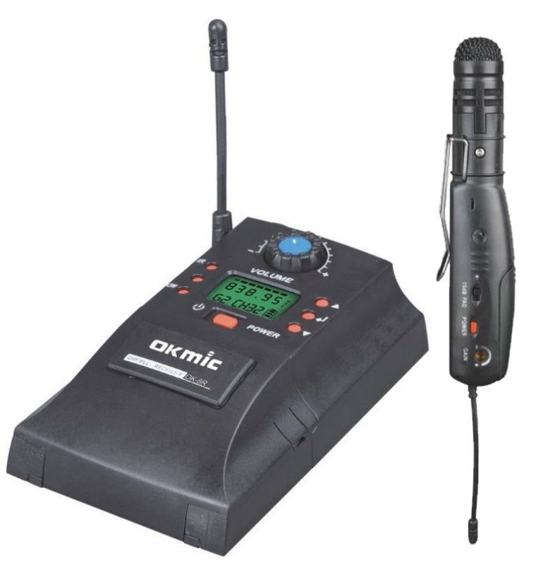 Mini music instrument Wireless Microphone
