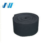 Fiber Nonwoven Activated Carbon Cloth Air Filter Fabric