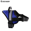 Reflective Band Soft Foam Padded Dog Harness with Handle
