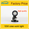 IP67 2inch genuine spot/flood beam offroad 10W cree led light bar /led work light 12V/24V for trucks