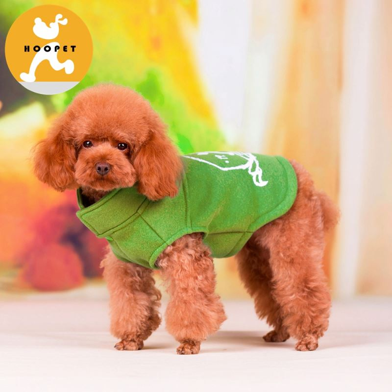 Lovely multicolored pet clothes thick sports wear distributer