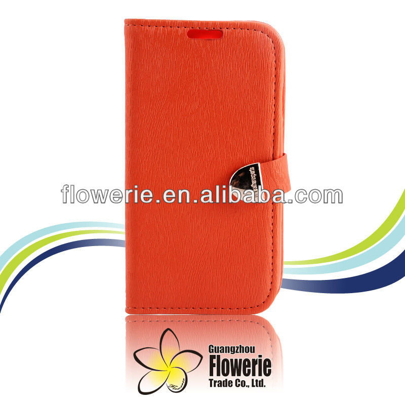FL095 Factory new wallet case pouch galaxy s4 fit, wholesale hot selling wallet case stand pouch for galaxy s4