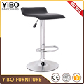 modern pu leather led colored plastic bar chairs high qulity colorful bar chairs