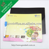 Non toxic mini practical with fine material diaphanous school classroom writing board