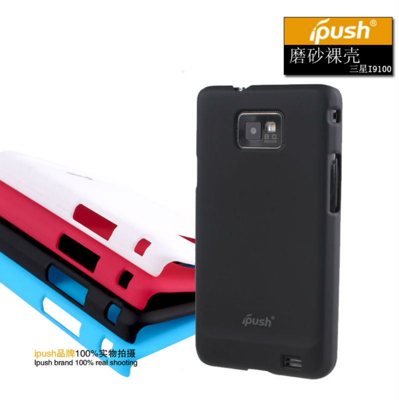 Hot Sell For Samsung Galaxy S2 I9100 Rubberized case