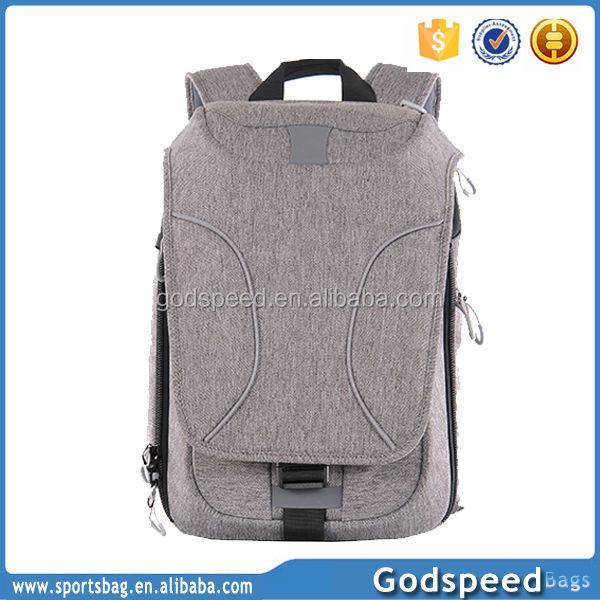 big size camera bag with notebook pocket dslr backpack