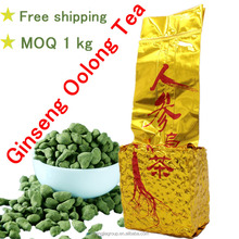 Hand Made Organic <strong>Tea</strong> Ginseng Oolong 250 grams/bag Chinese <strong>tea</strong> ren shen wulong <strong>tea</strong>