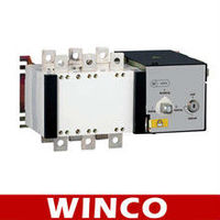 Dual power automatic transfer switch HGLD-250/3