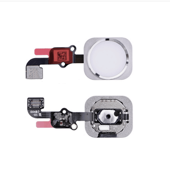 Replacement factory promotion price Home Button with Flex Cable For iPhone 6S