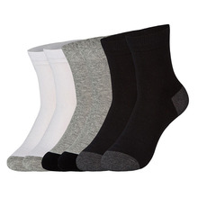 Wholesale Fashion Cotton Breathable 100 Cotton Socks