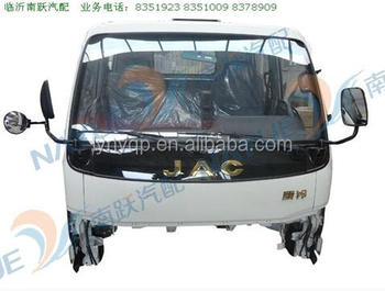 JAC HFC1040 TRUCK CAB ASSEMBLY