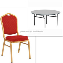 Youkexuan banquet hall chairs and tables HC-6009