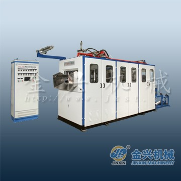 automatic PP/PE/PET/HIPS/GPPS cup machine