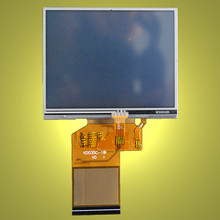 3.5 inch high brightness, 320*240, HX8238D, 16/18/24bit RGB interface landscape TFT LCD module with touch panel