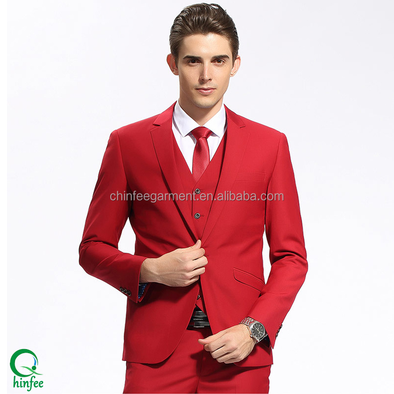 Guangzhou Mens Designer Suits Made In China