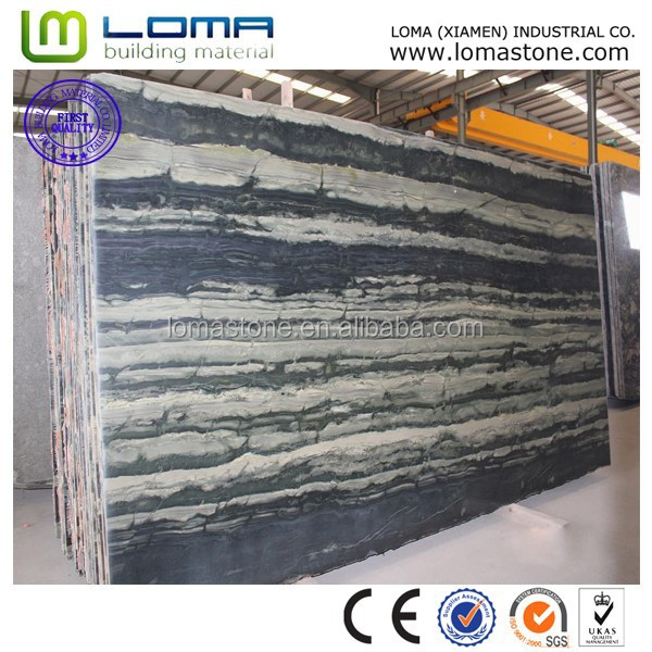 Loma hot sale verde bamboo granite slab